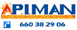 Apiman / Aplicaciones Ignifugas