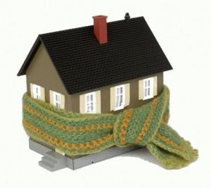 aisla tu casa del frio